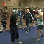 Limerick White Collar Boxing Men's Sparring Session