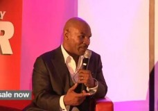 An Audience with Mike Tyson at Thomond Park