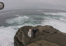 Anita & Ger's Highlights, St. Munchins Church & Diamond Rocks Cafe, Kilkee, Co. Clare