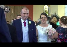 Sinead & Andrew's Highlights, Youghalarra Church & Woodlands House Hotel, Adare