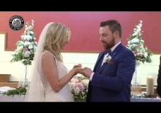 Laura & Eoin's Highlights, Caherconlish Church & Woodlands House Hotel, Adare