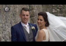Aoife & Alan's Highlights, Maree Church, Oranmore & The ClareGalway Hotel, Co. Galway