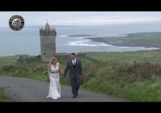 Kellie & William's HD Wedding Highlights, Doolin, Co. Clare