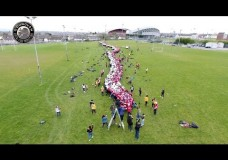 'Scrum for Axel' HD Aerial clip by Rory O'Donovan Productions