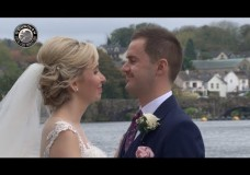 Melissa & Eric's HD Wedding Highlights, Clarecastle Church & The Lakeside Hotel, Killaloe